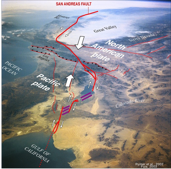SanAndreasfault