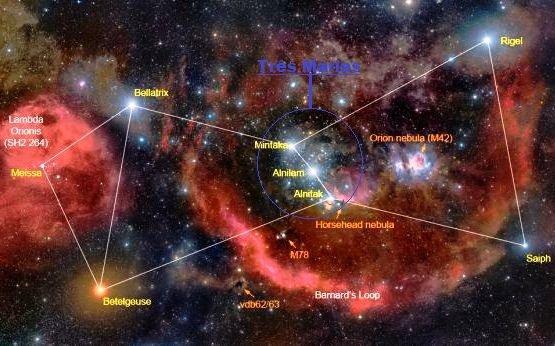 orion-constelação