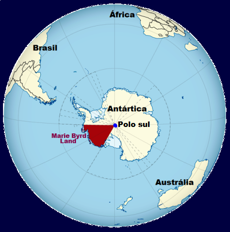 Antarctica-Marie_Byrd_Land_on_the_globe_