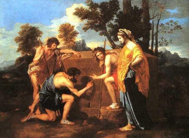 pastores-de-arcadia-poussin