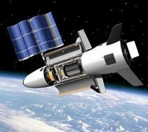 x-37B-espaçonave-nasa